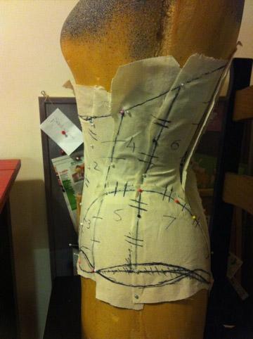 MAKE | Crafting a Corset