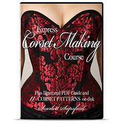 CORSET MAKING COURSE